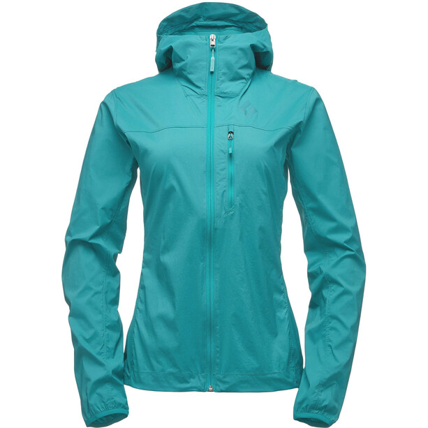 Black Diamond Alpine Start Hoody Dam evergreen