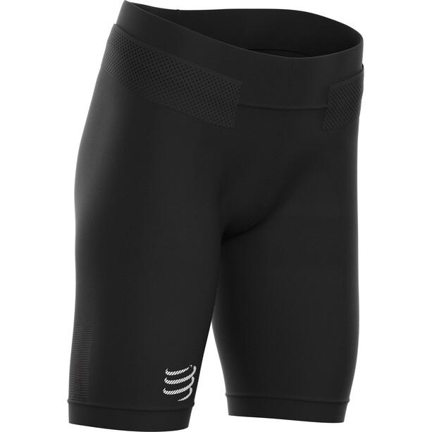 Compressport Trailrunning Under Control Shorts Damen black