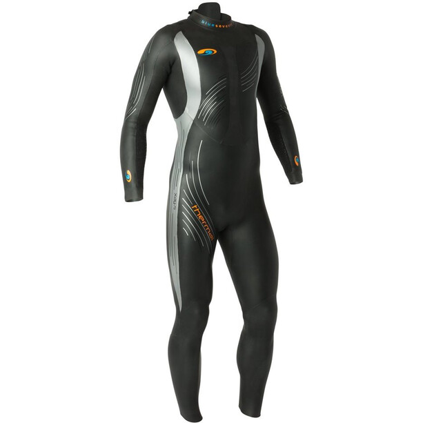 blueseventy Thermal Reaction Wetsuit Herren black-grey