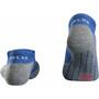 Falke RU4 Chaussettes de running invisibles Homme, bleu