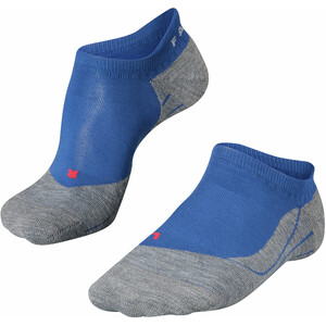 Falke RU4 Calcetines invisibles para correr Hombre, azul azul