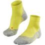 Falke RU4 Short Running Socks Herr sulfur