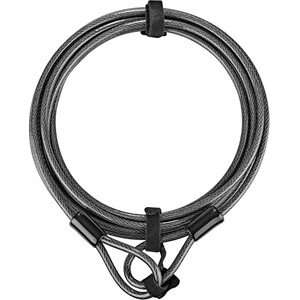 Red Cycling Products Double Loop Cable 5m Sløyfekabel Svart Svart