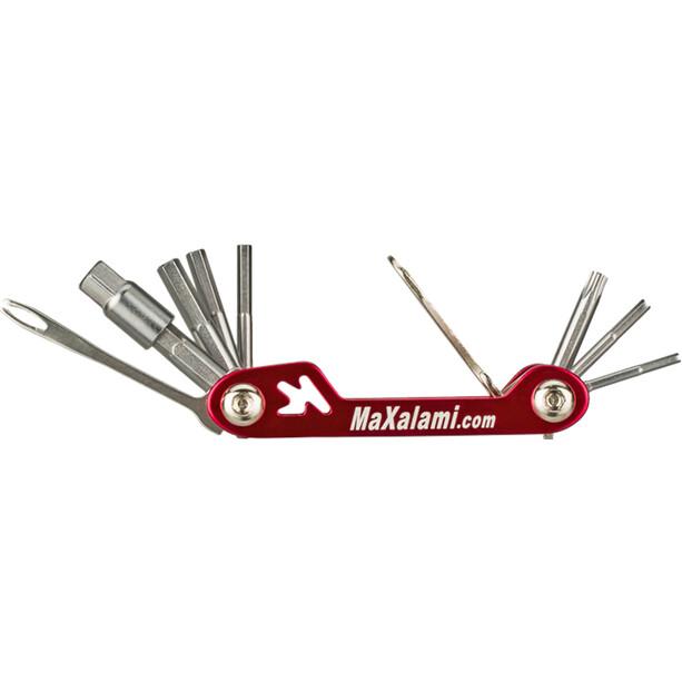 MaXalami K-13 Multifunction Tools red/silver
