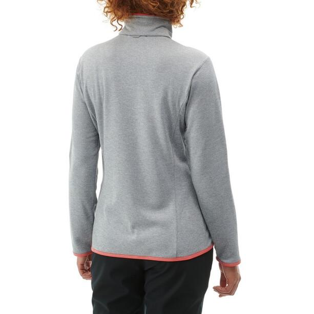 Lafuma Shift Full-Zip Jacke Damen heather grey