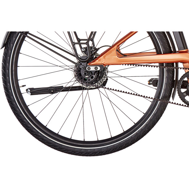 LOGO XD02 ebikemotion E-Bike bronze/black/grey