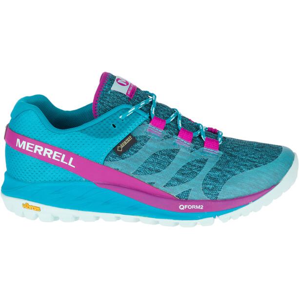 Merrell Antora GTX Schuhe Damen capri breeze