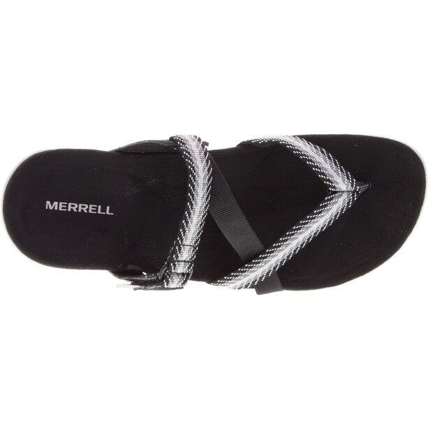 Merrell District Mendi Thong Slippers Damen black