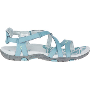 Merrell Sandspur Rose LTR Chaussures Femme, blue smoke blue smoke