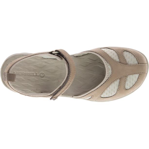 Merrell Siren Wrap Q2 Sandalen Damen brindle