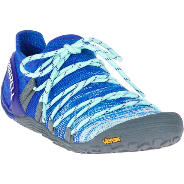 Merrell Vapor Glove 4 3D Schuhe Damen aqua/surf