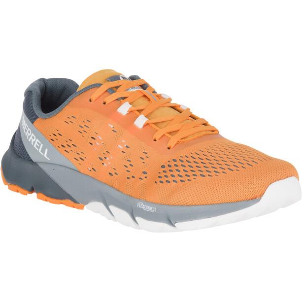 Merrell Bare Access Flex 2 E-Mesh Shoes Herr flame orange