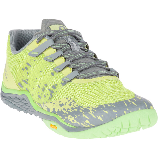 Merrell Trail Glove 5 Shoes Dam sunny lime
