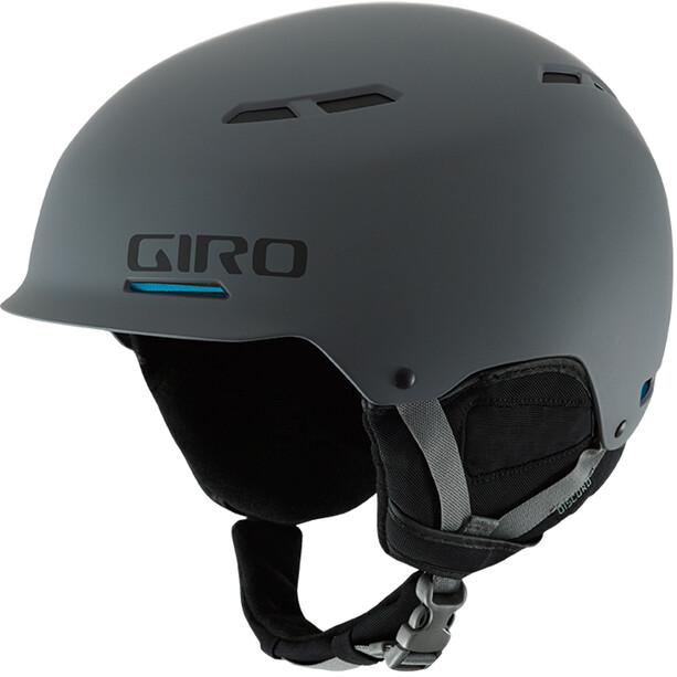 Giro Discord Skihelm mat dark shadow