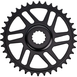 """KMC Chainring for Bosch Active And Performance Line 11/128"""" 47.5mm ブラック"""