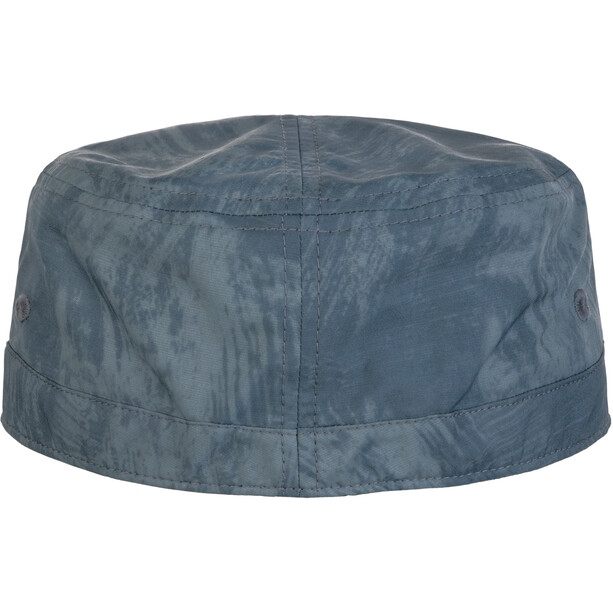 Buff Military Cap rinmann pewter grey