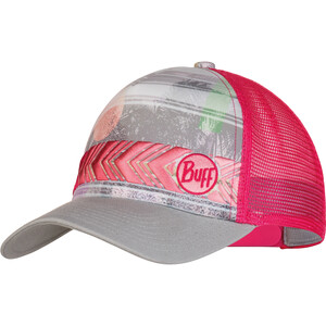 Buff Lifestyle Trucker Cap Dam pink/grå pink/grå