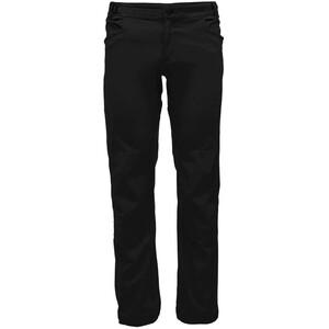 Black Diamond Credo Pantalon Homme, noir noir