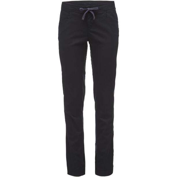 Black Diamond Credo Pantalon Femme, noir