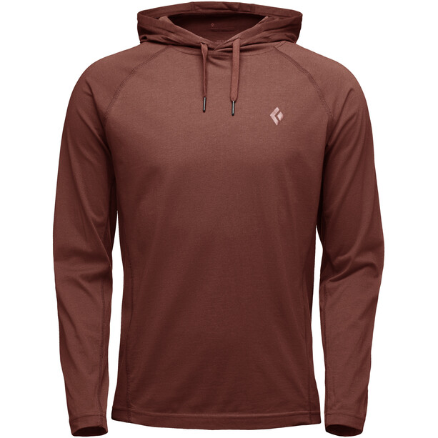 Black Diamond Crag Hoody Herr red oxide