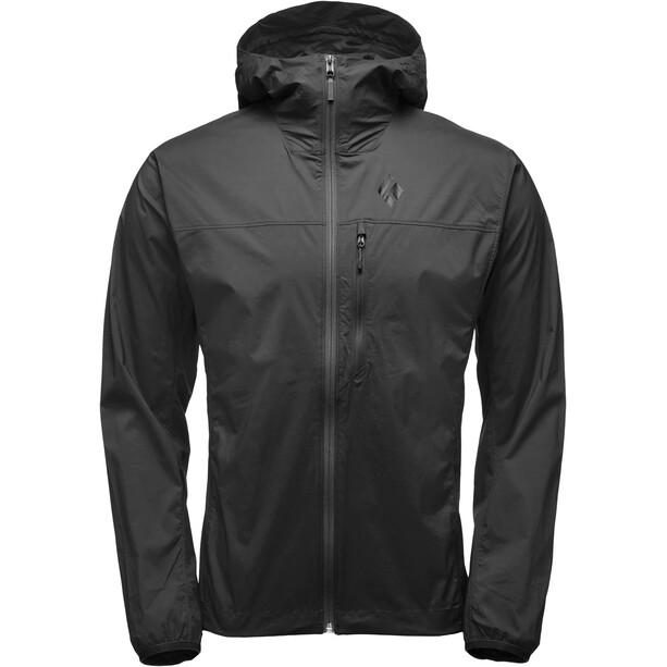 Black Diamond Alpine Start Hoody Jacket Herr smoke