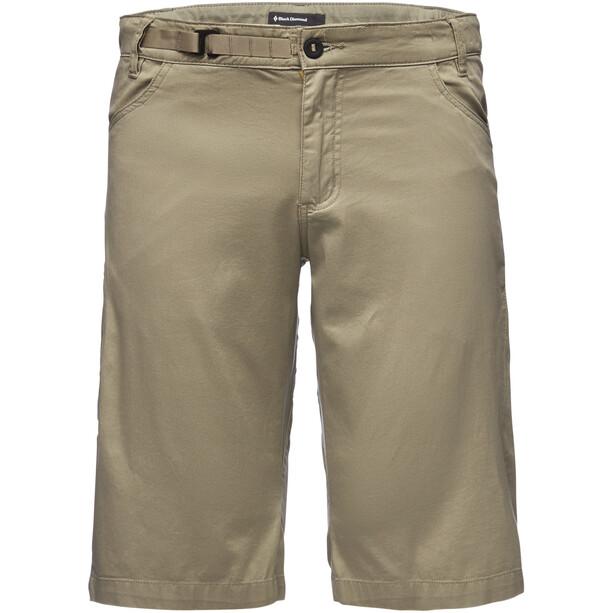 Black Diamond Credo Shorts Herr dark cley