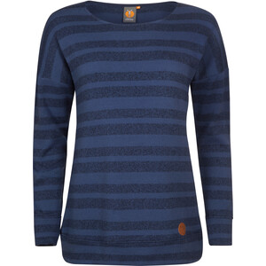 Elkline Lotti Fleece Pullover Damen blueshadow blueshadow