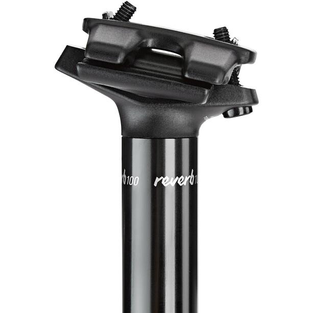 RockShox Reverb Stealth 1X Sattelstütze Ø34,9mm MMX links unten schwarz