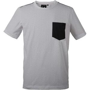 DIDRIKSONS Denny T-paita Miehet, grey melange grey melange