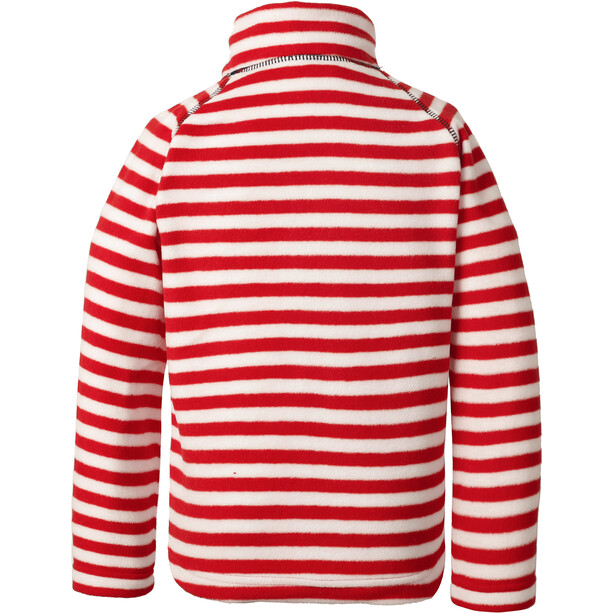 DIDRIKSONS Monte Printed Jacket Barn chili red simple stripe