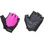 GripGrab ProGel Gepolsterte Kurzfinger Handschuhe Damen pink