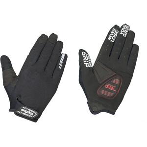 GripGrab SuperGel XC Touchscreen Vollfinger-Handschuhe schwarz schwarz