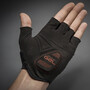 GripGrab Solara Padded Tan Through Kurzfinger-Handschuhe black