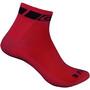 GripGrab Classic Low Cut Socken rot