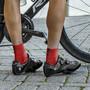 GripGrab Lightweight SL Kurze Socken red