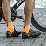 GripGrab Lightweight SL Kurze Socken orange hi-vis