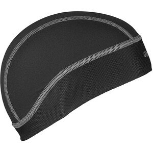 GripGrab UPF 50+ Lightweight Sommer Helmmütze schwarz schwarz