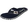 GUMBIES Islander Flip-flopit, musta musta