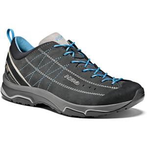 Asolo Nucleon GV Schuhe Damen graphite/silver/cyan blue graphite/silver/cyan blue
