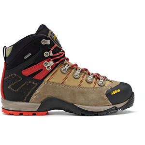 Asolo Fugitive GTX Chaussures Homme, noir/marron noir/marron