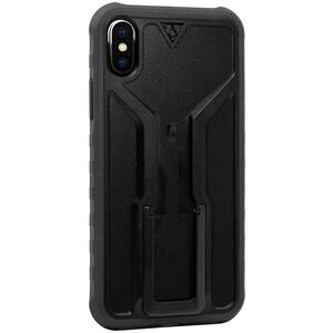 Topeak RideCase voor iPhone X Hoes, zwart zwart