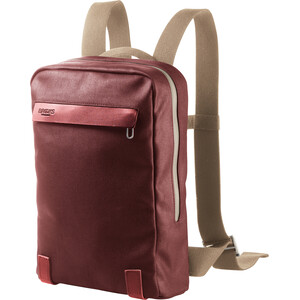 Brooks Pickzip Canvas Backpack small キャンティ/マルーン