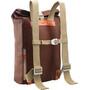 Brooks Pickwick Canvas Backpack Small 12l rust/brick