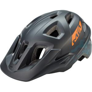MET Eldar ヘルメット キッズ ブラック カモ