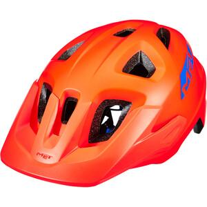 MET Eldar ヘルメット キッズ オレンジ