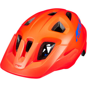 MET Eldar Helmet Barn orange orange
