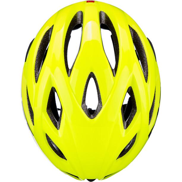 MET Idolo Helmet safety yellow