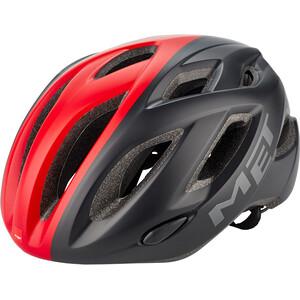 MET Idolo Helmet black/red black/red