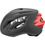 MET Strale Helm black/red