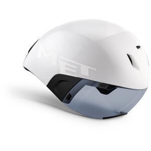 MET Codatronca Helm white white